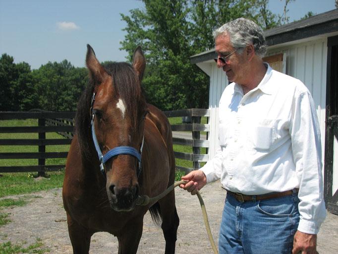 Jeffrey with Bobby II