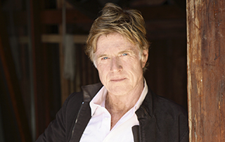 Robert Redford by Kristina Loggia