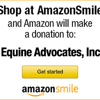 Support Equine Advocates when you shop Amazon with AmazonSmile