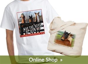 Equine Advocates Online Shop