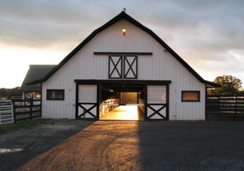 Dedicate a Stall in the Main Barn