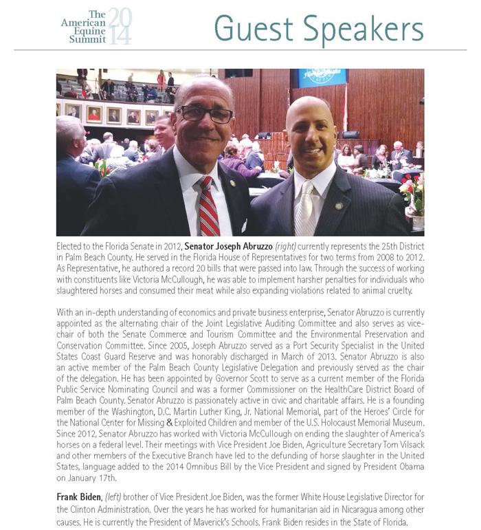 Joseph Abruzzo & Frank Biden