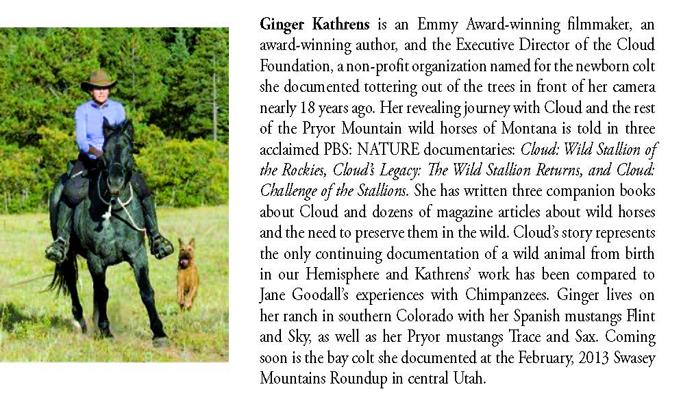 Ginger Kathrens