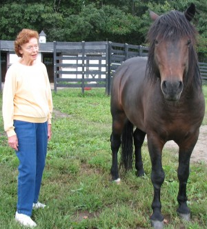 Joan Axelson and Nelson