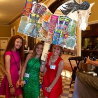 Saratoga Today – The Society Pages.  About our Gala!