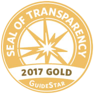Guidestar 2017 Gold Seal of Transparency