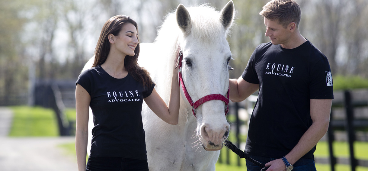 Equine Advocates T-shirts