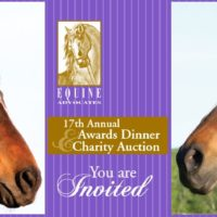 Equine Advocates 17th Annual Gala to be held 8/2 in Saratoga Springs!