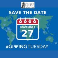 Giving Tuesday: November 27!
