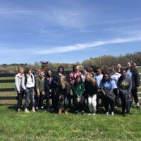 Albany Acadamy for Girls Volunteer Day!