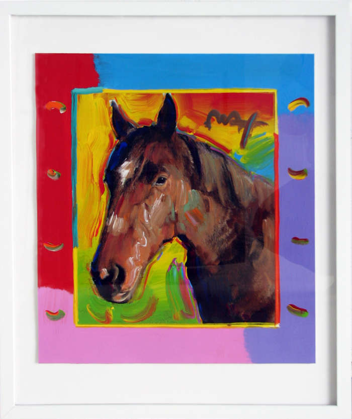 Bobby II by Peter Max