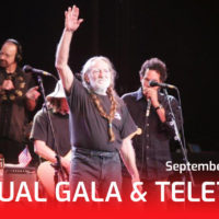 Equine Advocates to Honor Willie Nelson for His Work to End Horse Slaughter at Virtual Gala and Telethon during a music-filled Celebration on September 26