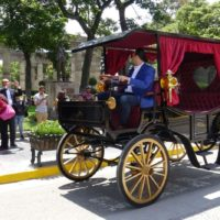 """Electric """"Horseless"""" Carriages – The Wave of the Future!"""