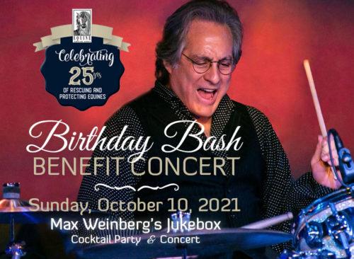 25th Birthday Bash Benefit Concert Sponsorship
