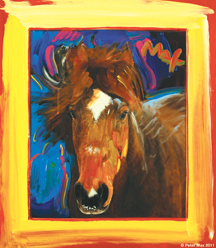 Bobby by Peter Max